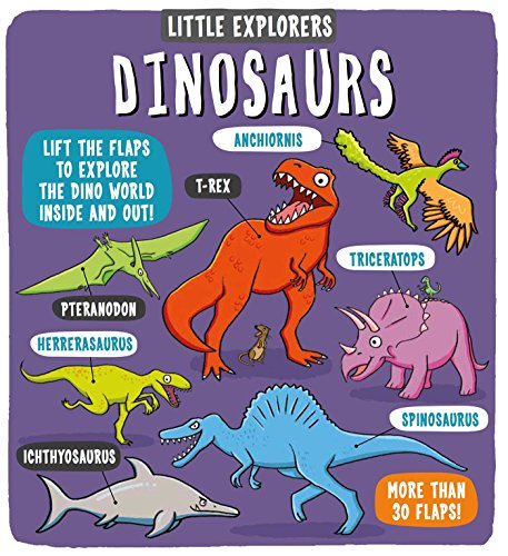 9781499804904: Little Explorers: Dinosaurs