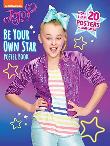 Be Your Own Star Poster Book (Paperback): Sizzle Press