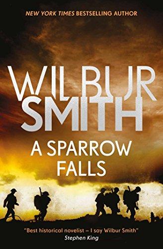 9781499860405: A Sparrow Falls (Courtney)