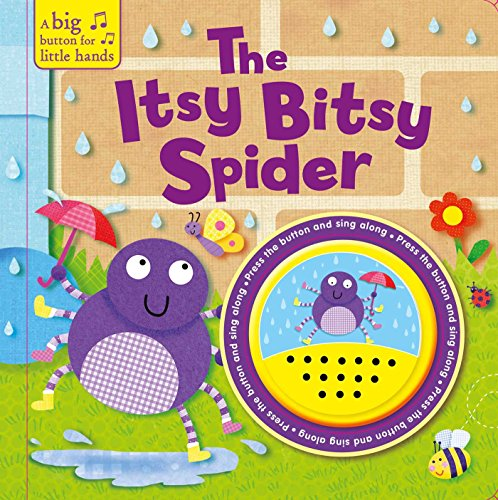 The Itsy Bitsy Spider (A Big Button: IglooBooks