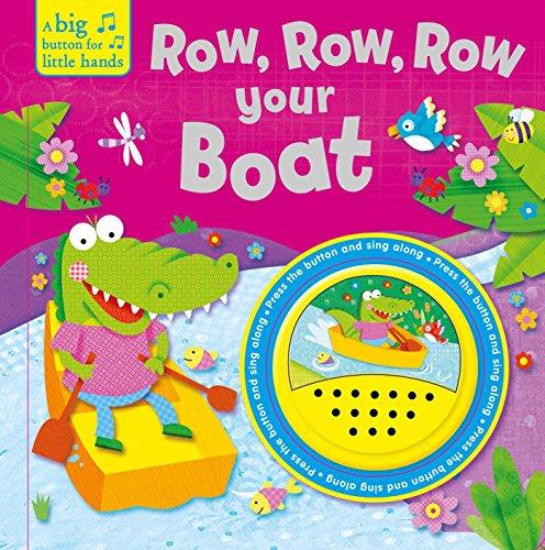 Row, Row, Row Your Boat (A Big: IglooBooks