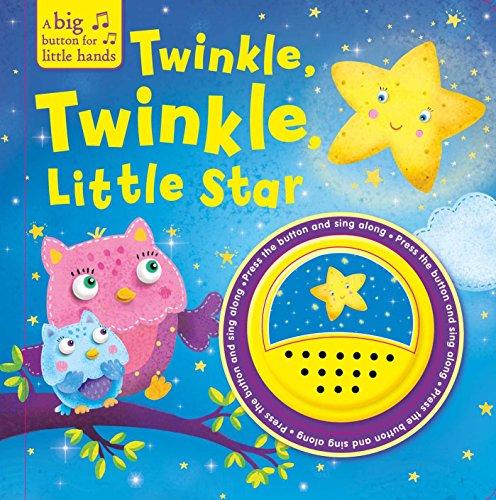 Twinkle, Twinkle Little Star (A Big Button: IglooBooks