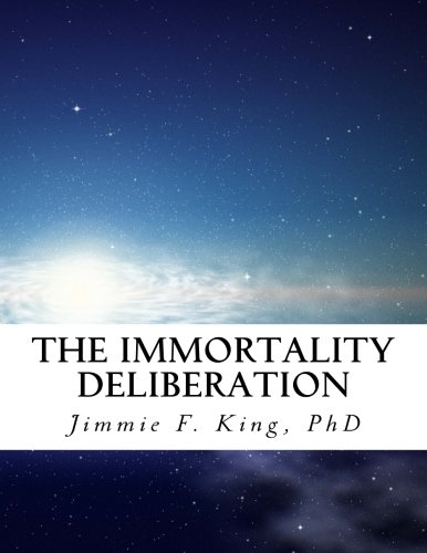 9781500112059: The Immortality Deliberation: Thoughts on Man's Search for Everlasting Life