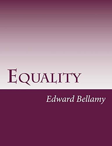 9781500114817: Equality