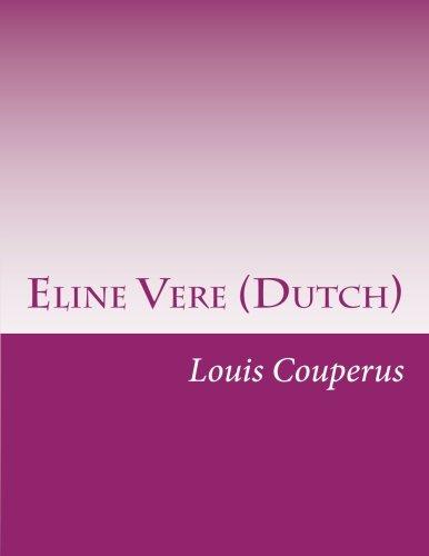 9781500114855: Eline Vere (Dutch) (Dutch Edition)