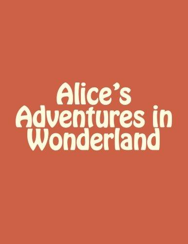 9781500116132: Alice's Adventures in Wonderland