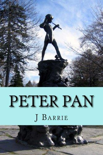 9781500121129: Peter Pan