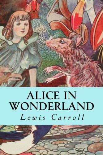 9781500127268: Alice in Wonderland