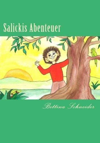 9781500129958: Salickis Abenteuer: Koboldgeschichten aus Paraguay