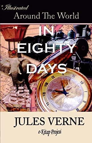 9781500136710: Around the World in Eighty Days