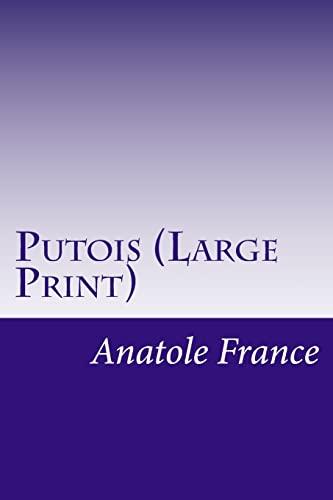 9781500141349: Putois (Large Print)