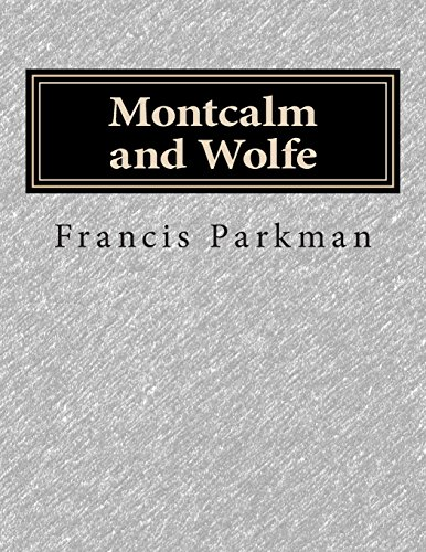 9781500155513: Montcalm and Wolfe