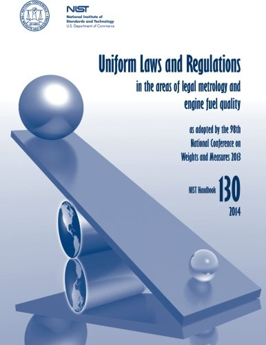 9781500164201: Uniform Laws and Regulations in the Areas of Legal Metrology and Engine Fuel Quality