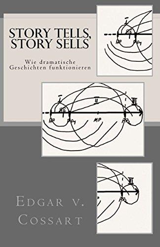 9781500164355: story tells, story sells: Wie dramatische Geschichten funktionieren (German Edition)