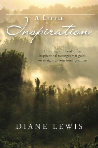 A Little Inspiration: Lewis, Diane