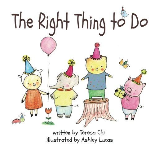 9781500168797: The Right Thing to Do
