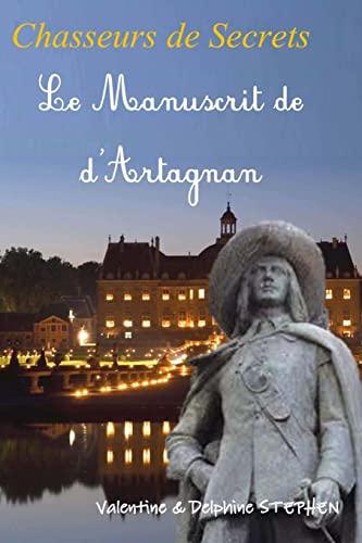 9781500173883: Le Manuscrit de D'Artagnan