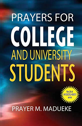 9781500174293: Prayers for college and university students (40 Prayer Giants) (Volume 24)