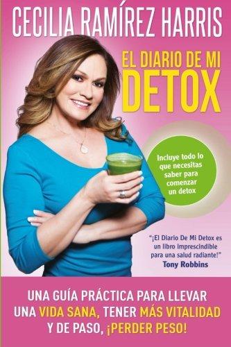 9781500176785: El diario de mi detox (blanco y negro) (Spanish Edition)