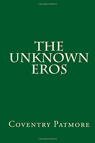 9781500179816: The Unknown Eros