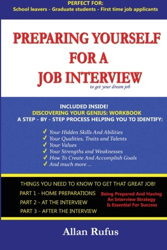 9781500184988: Preparing Yourself For A Job Interview (Preparing Is Essential)
