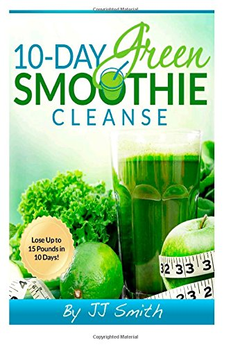 9781500186128: 10-Day Green Smoothie Cleanse