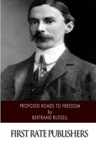 9781500195021: Proposed Roads to Freedom