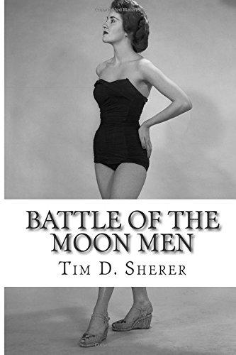 9781500205331: Battle of the Moon Men