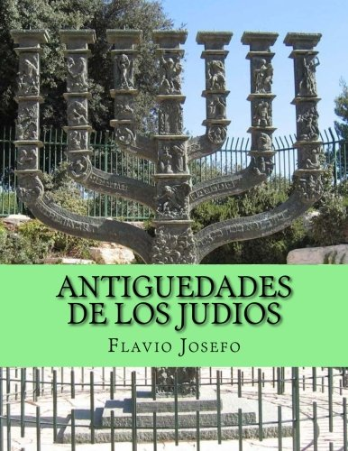 9781500207168: Antiguedades de los Judios (Volume 2) (Spanish Edition)