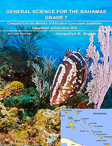 9781500215279: General Science for the Bahamas Grade 7 Second Edition