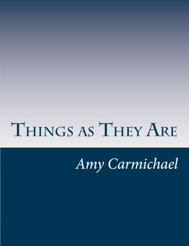 Things as They Are: Carmichael, Amy