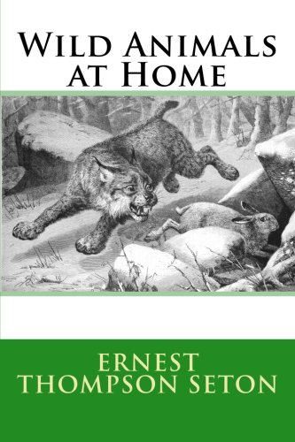 9781500228835: Wild Animals at Home
