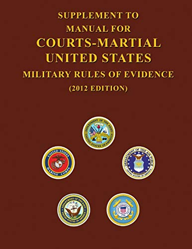 Supplement to Manual For Courts-Martial United States: United States Department