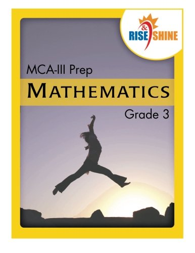 Rise & Shine MCA-III Prep Grade 3: Jonathan D. Kantrowitz;