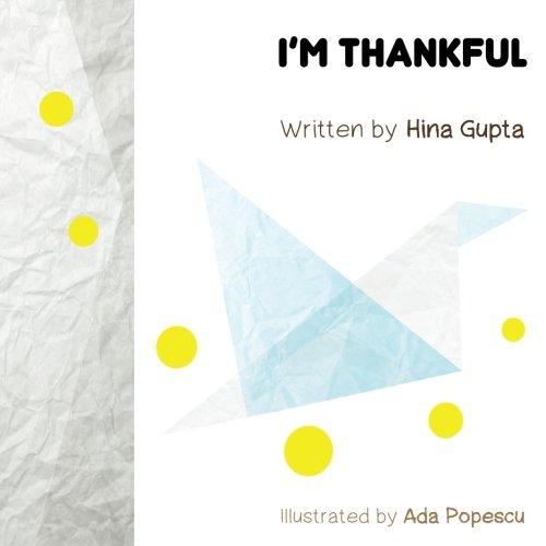 9781500234720: I'm Thankful