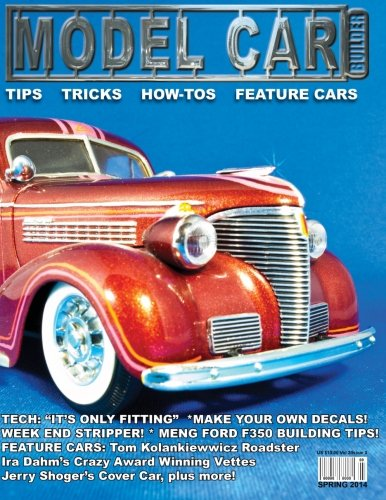 9781500237189: Model Car Builder No. 15: Tips, Tricks, How-to's, & Feature Cars! (Volume 2)