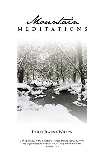 9781500241353: Mountain Meditations