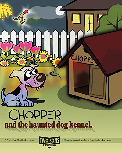 9781500267360: Chopper and the haunted dog kennel