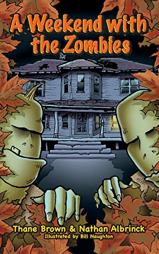 9781500275419: A Weekend with the Zombies