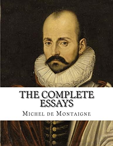 the complete essays of montaigne hardback Essays (a penguin classics hardcover) hardcover – november 6, 2013 by  michel de  michel de montaigne - the complete essays (penguin classics.