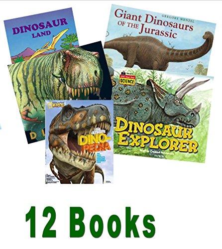 9781500278465: Prehistoric Dinosaur Collection: Dinosaur Explorers; Dino Babies; Dinosaur Dictionary