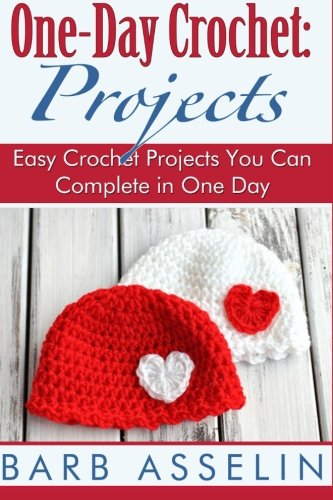 One-Day Crochet: Projects: Easy Crochet Projects You Can Complete in One Day: Barb Asselin