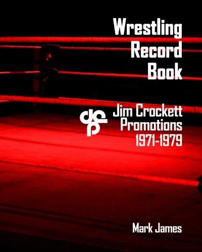 9781500303358: Wrestling Record Book: Jim Crockett Promotions 1971-1979
