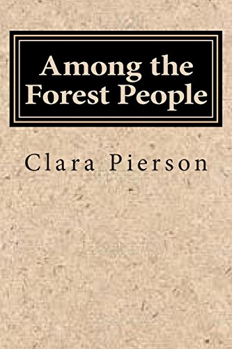 9781500321550: Among the Forest People
