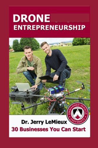 9781500324315: Drone Entrepreneurship (Spanish Edition): 30 Businesses You Can Start