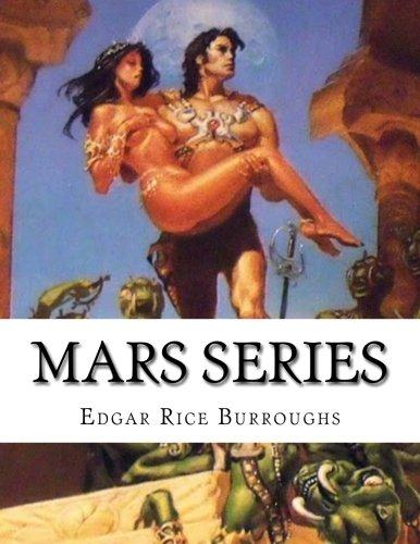 9781500333669: Mars series, Edgar Rice Burroughs