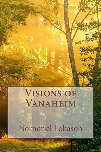 9781500334673: Visions of Vanaheim