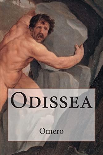 9781500335489: Odissea