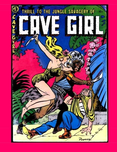 9781500340629: Cave Girl #12: 1950's Jungle Girl Comic