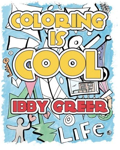 9781500345624: Coloring Is Cool (Volume 1)